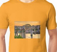 Royal Albert Bridge Unisex T-Shirt
