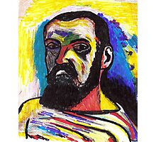 Matisse sharpied Photographic Print