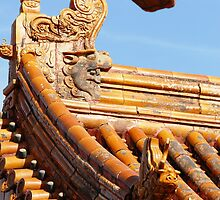 China  Beijing  Forbidden City by noelmiller