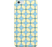 Arabic Tracery, floral, line iPhone Case/Skin