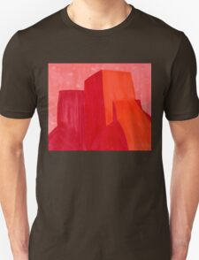 Saint Francis Church original painting T-Shirt