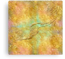 Me and You - Abstract  Art + Products Design  Canvas Print