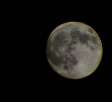 Dec 2009 Blue Moon, 52mm zoom by MaeBelle