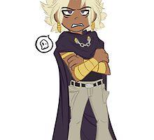 Grumpy Pants by faefox