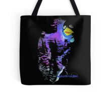 Psychedelic NeverLand: Tha Bloo Bird Tote Bag