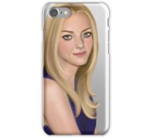 Amanda Seyfried iPhone Case/Skin