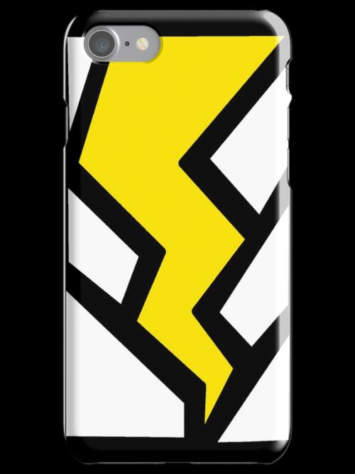 Lightning Bolt by dreamlandart