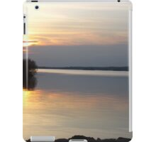 Grey Gold - Irish Sunset iPad Case/Skin