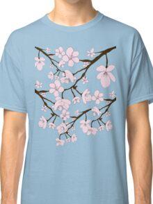 Sakura Blossoms Classic T-Shirt