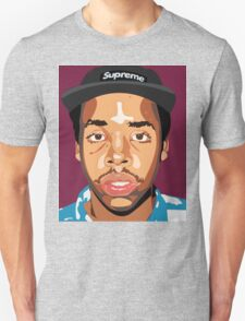 Earl Sweatshirt animation Unisex T-Shirt