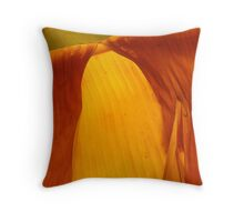 Spilt Ideas Throw Pillow