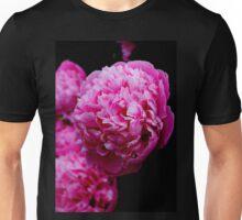 Pink Peonies Unisex T-Shirt