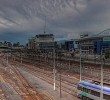 Southern Cross Station • Melbourne • Victoria by William Bullimore
