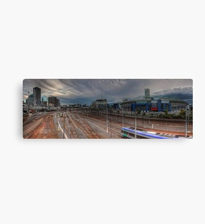 Southern Cross Station • Melbourne • Victoria Canvas Print