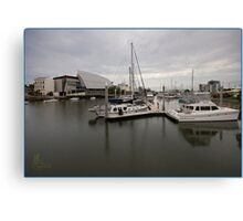 Ross Creek - Townsville Canvas Print