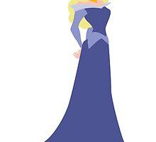 Disney Princess Aurora by QuartzDrumm