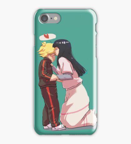 Hinata's Little Boy iPhone Case/Skin