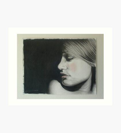 Sherri Art Print