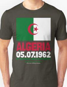 Algeria represent T-Shirt