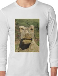 Bear Faced Cheek Long Sleeve T-Shirt