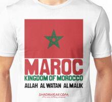 Maroc represent Unisex T-Shirt