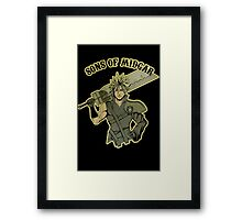 Sons of Midgar Framed Print