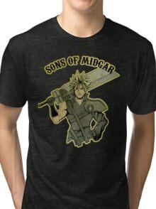 Sons of Midgar Tri-blend T-Shirt