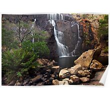 MacKenzie Falls at the Grampians National Park Poster