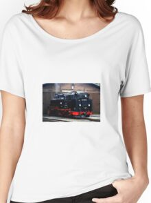 Locomotive Women's Relaxed Fit T-Shirt