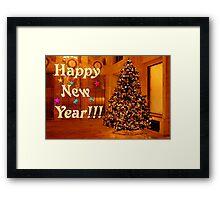Happy New Year!!!! Framed Print
