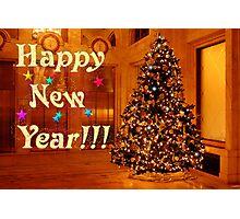 Happy New Year!!!! Photographic Print