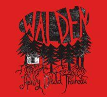 Walden (black) One Piece - Short Sleeve