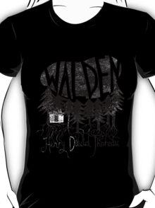 Walden (black) T-Shirt