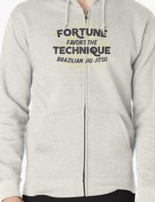 Fortune Favors the Technique T-Shirt