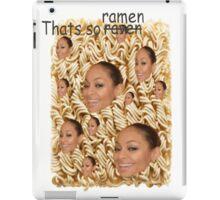 Thats so Ramen iPad Case/Skin