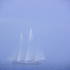 Through the fog by quiltmaker