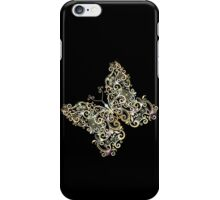 butterfly designs t-shirt iPhone Case/Skin