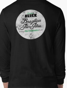 Established 1914 - Brazilian Jiu-Jitsu Long Sleeve T-Shirt