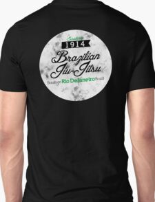 Established 1914 - Brazilian Jiu-Jitsu Unisex T-Shirt