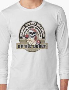 one eyed jacks Long Sleeve T-Shirt
