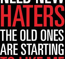 haters by luxion