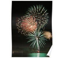 Firework #2 Poster