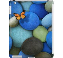 Stones beach iPad Case/Skin