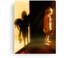 'Angel Within s2' Canvas Print
