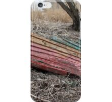 after  shipwreck iPhone Case/Skin