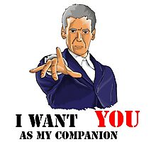 doctor wants you Photographic Print