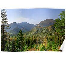 RMNP / Hiking Poster