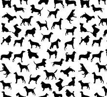 dogs by benyuenkk