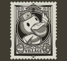 Pelican Postal T-Shirt