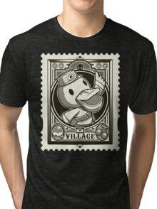 Pelican Postal Tri-blend T-Shirt